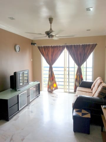 cozy 3rooms apartment,family&friends 三房公寓 - Puchong - Appartement