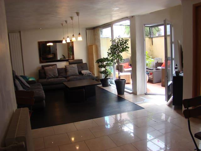 super loft in the heart of nice - Nicea - Apartament