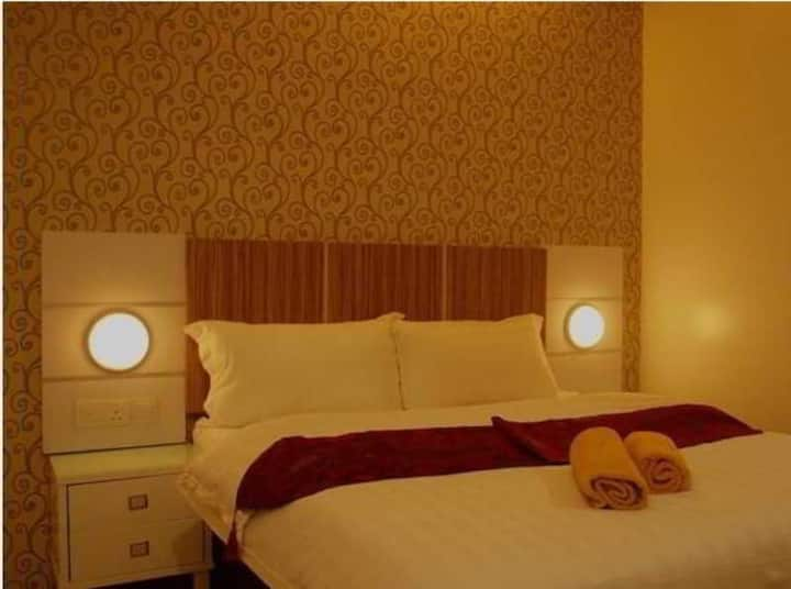 Deluxe Family Room Standard At Outskirt Hotels