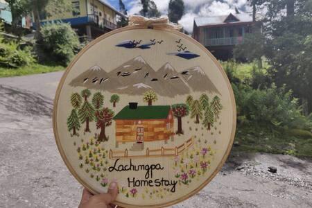 Lachungpa Homestay, Lachung, Sikkim