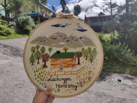 Lachungpa Homestay, lachung Sikkim