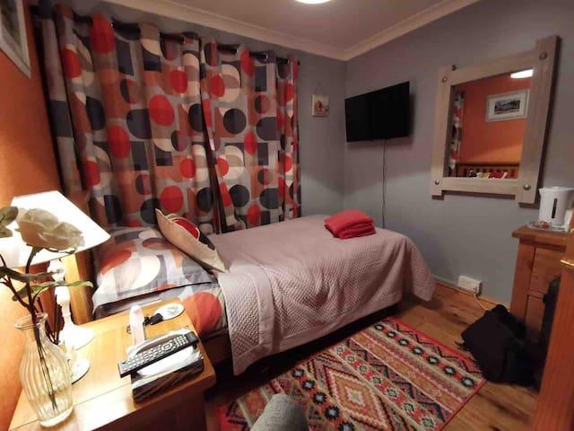 Meifod, near Welshpool - 1 single room