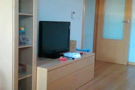 Habitación con derecho a cocina y baño. - Zizur Mayor - Appartement