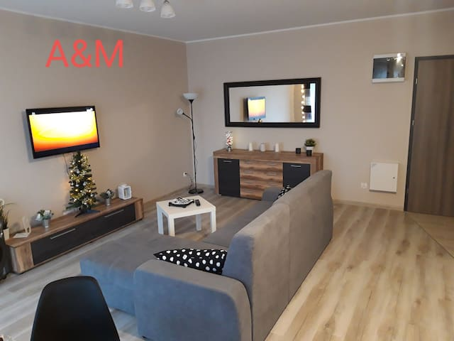 Apartament A&M