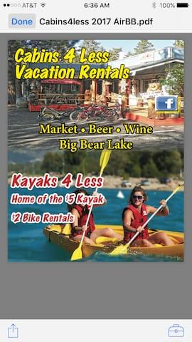 Guidebook for Big Bear Lake