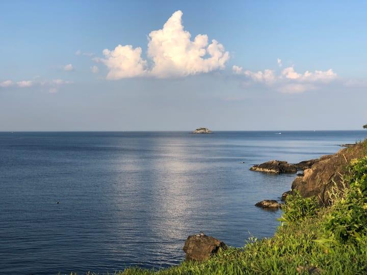 Panoramic Ocean Front Home