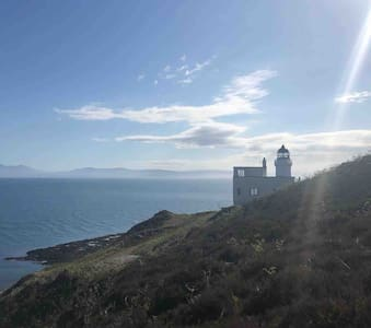 The Lookout, Davaar Island - Mull of Kintyre