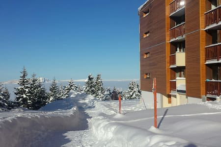 Studio 4 couchages Chamrousse 1750 - Chamrousse - Appartement