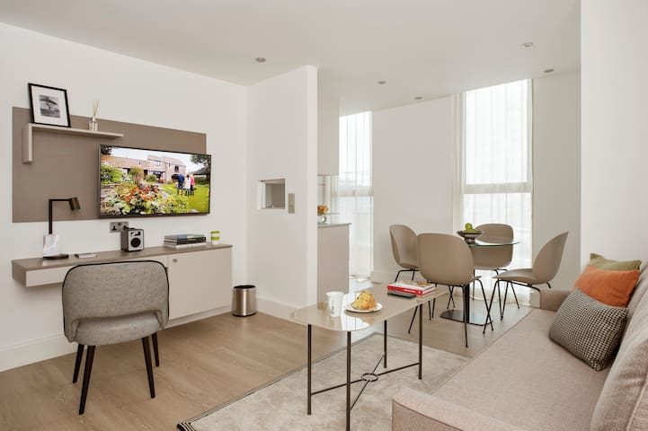 Two Bedroom Suite at The Chronicle