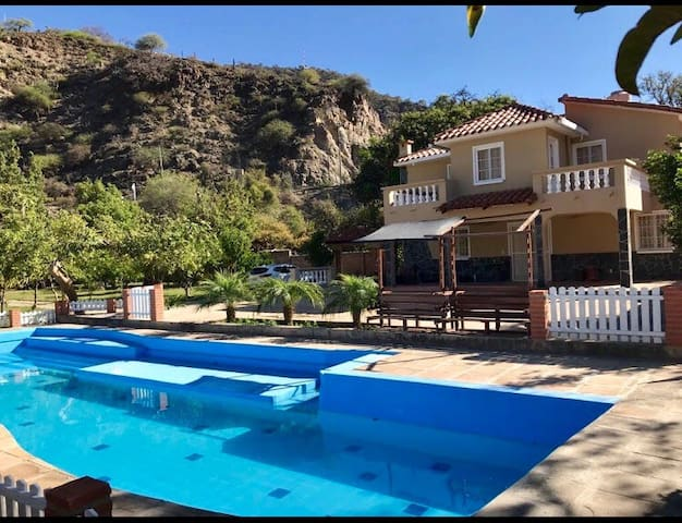 Casa del Valle Confortable house 30km from Sucre