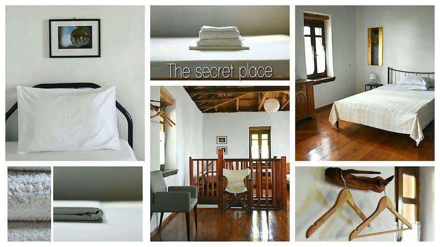 El Lugar Secreto - La casa en Pelion