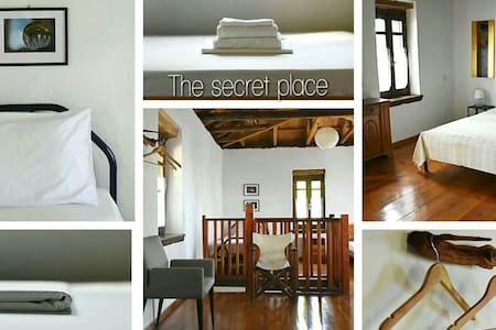 The Secret Place - Pelion House