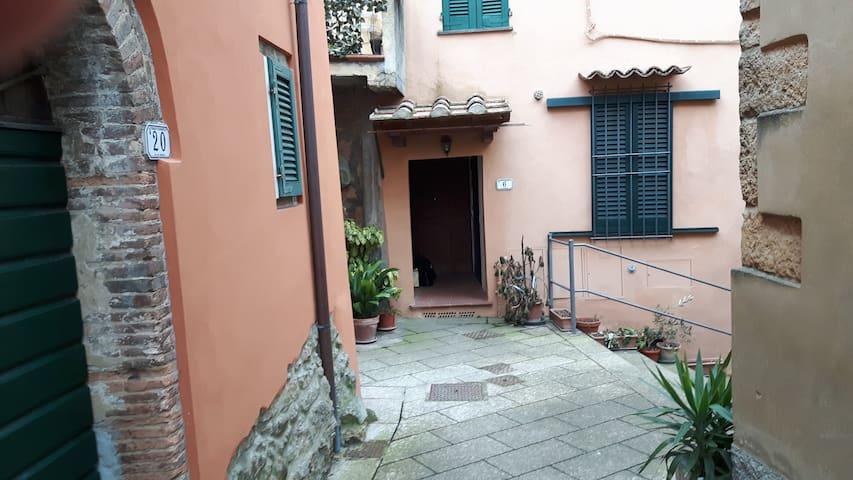 Casa Duccio - Guardistallo - Daire