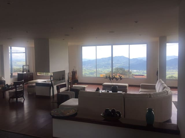 Beautiful country home - Bogotá - Huis