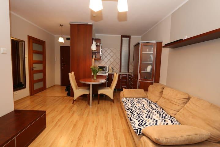 Apartament Oliwa 34. - Gdansk - Apartamento anexo