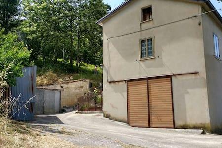 Casa rurale in piena naturalezza - Savoia di Lucania