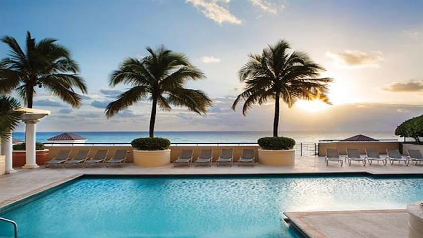 Marriott Beachfront Condo Ft. Lauderdale - Fort Lauderdale - Timeshare