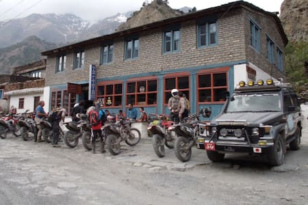 High Plains Inn, Mustang Highway Guesthouse - Tukuche - Guesthouse