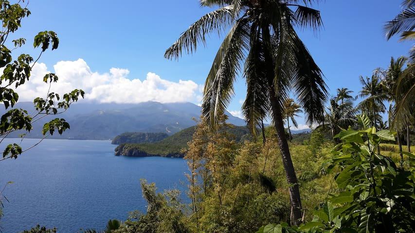Private bedroom - breathtaking view - Puerto Galera - Talo
