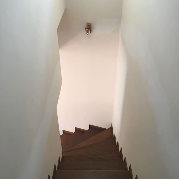 Scala di collegamento tra i 2 piani