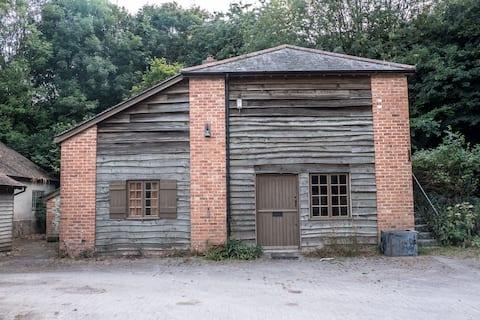 Unikt skjulested i Dorset AONB