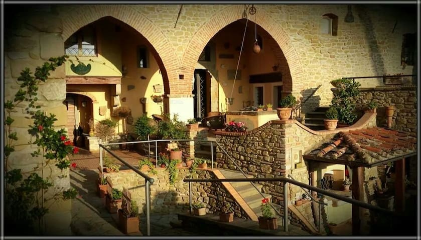 Dreamful apartment in Tuscany - Arezzo - Flat
