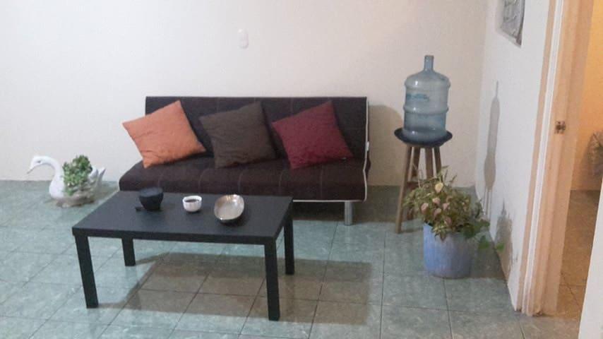 Casa Iguana: Cosy 2BedApt 6blocks from CentralPark - Quezaltenango - Apartamento