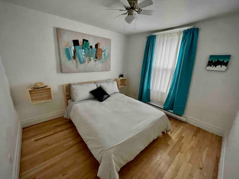 Apartment in the city center, close to everything!