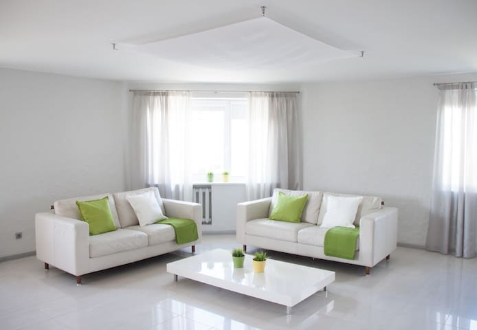 Luxury spacious apartment. Center!