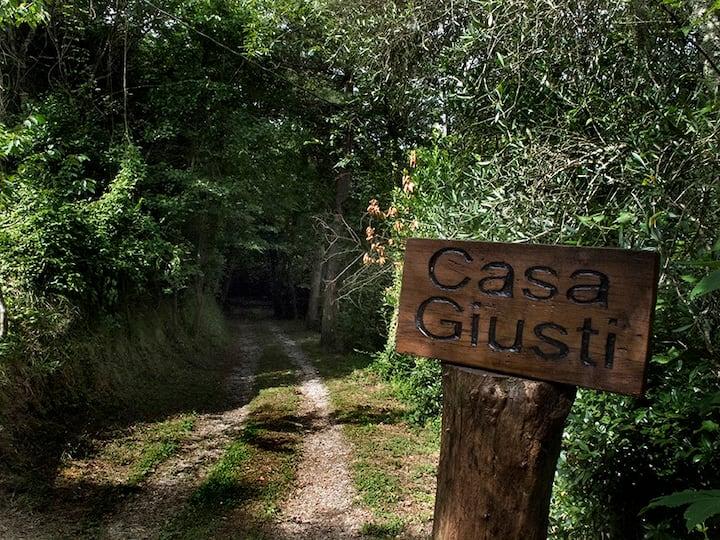 Casa Giusti - Vellano, Pescia, Pistoia