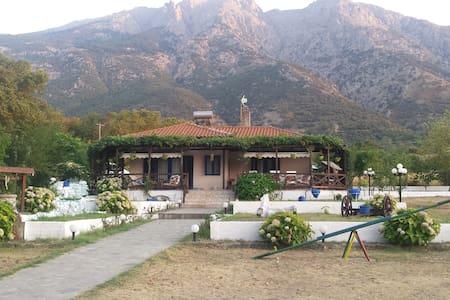 Vacanta De Vis - Kato Karioutes - Villa