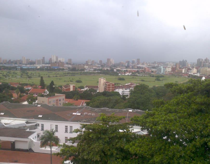 360 degree city views