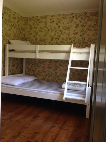 Room for 2 persons.