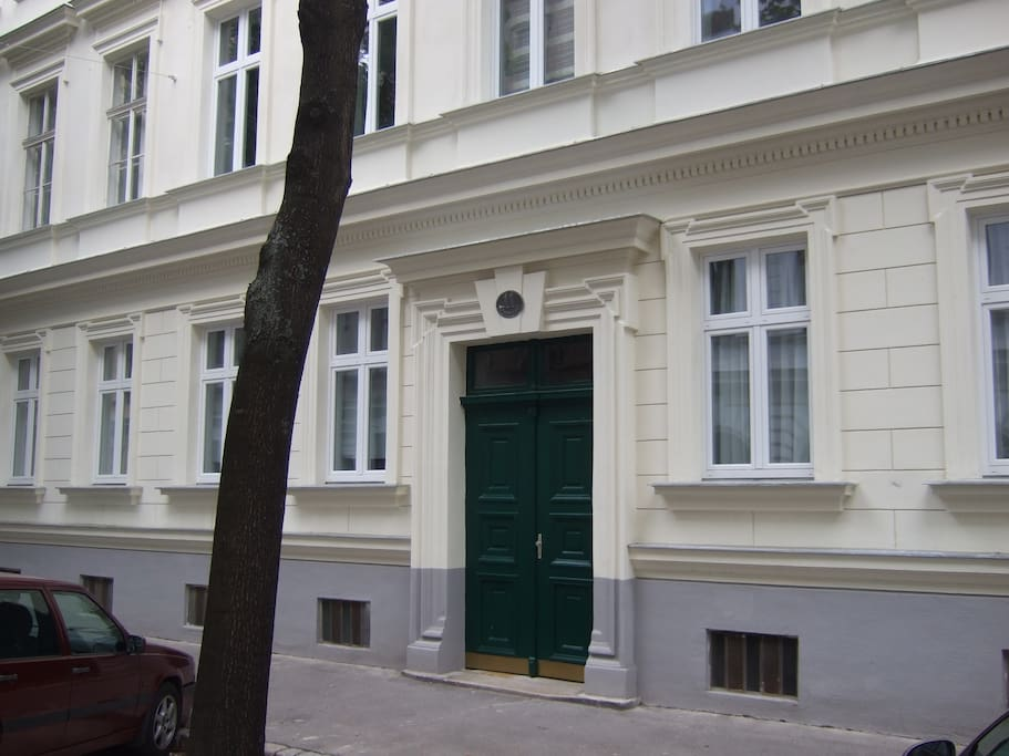 nice house nice street