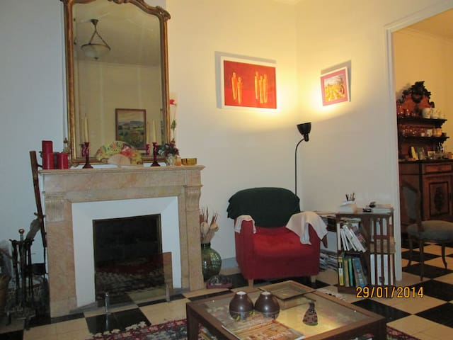jolie et spacieuse demeure   - Capestang - Hus