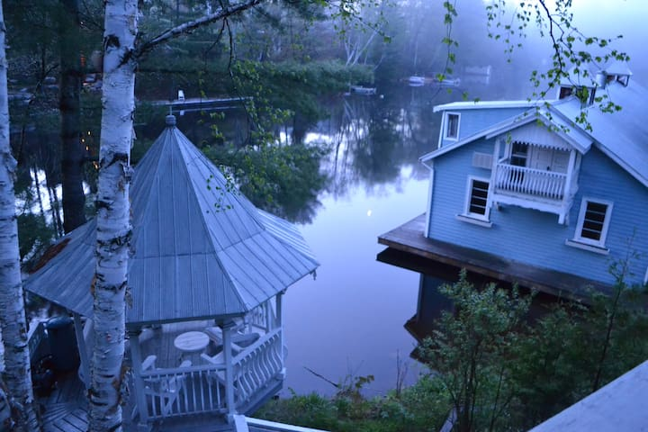 Lillians Cottage B&B.  Martin Room - Huntsville - Aamiaismajoitus