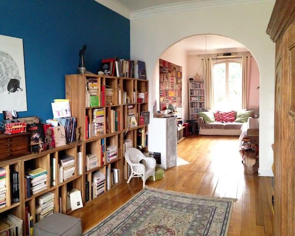 Maison & Jardin à 300m de Paris ! - Bagnolet - Hus