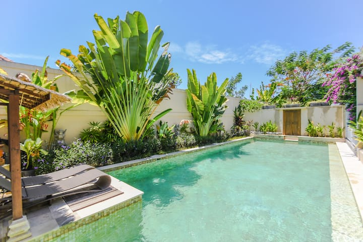 Perfect for Family - Stylish Apartment at Sanur