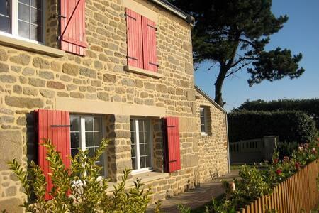 Maison pierres proche plages Plouguerneau - Plouguerneau - Dům