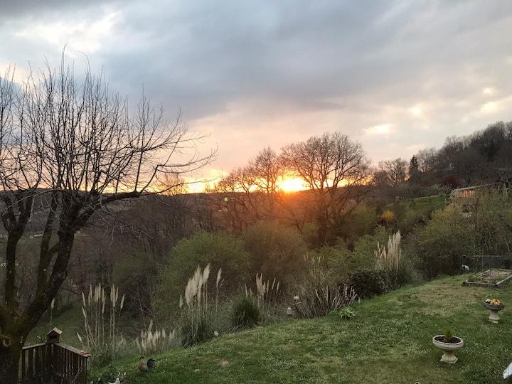 La pause en Périgord
