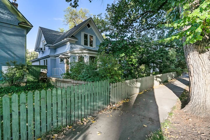 Victorian Apartment in Boise's Coveted East End