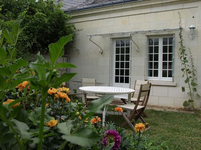 Nature pleasure in the Loire Valley - La Chapelle-sur-Loire - บ้าน