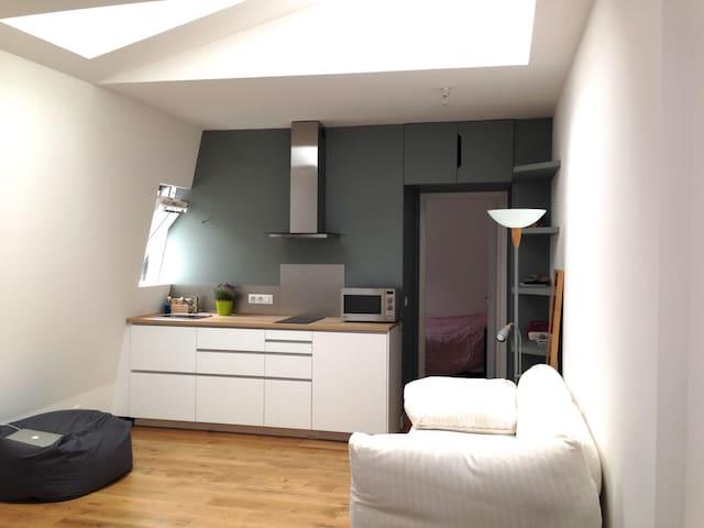charmant deux pièces typique Paris  - Paris - Apartment
