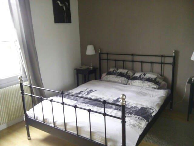 Belle chambre tout confort - Coye-la-Forêt - Дом