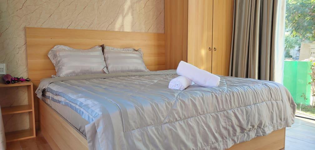 Bedroom 1 - Bed