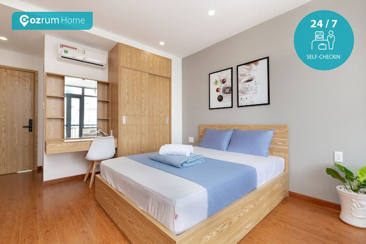 Cozrum Homes ⭐ 1BR New Condo @Stay Center @D3