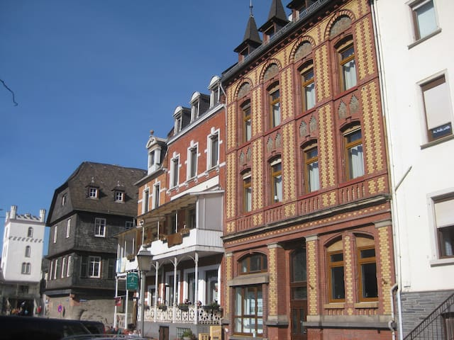 Rheinromantik - nahe Loreley - Kaub - Apartment