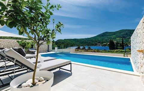 Villa White Lady Dubrovnik-privaat zwembad