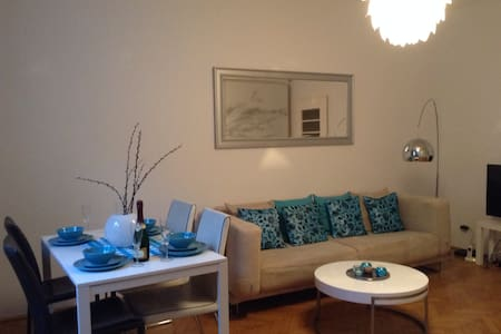 Design-Apt im Zentrum+Sonnenbalkon - Innere Stadt - Apartment