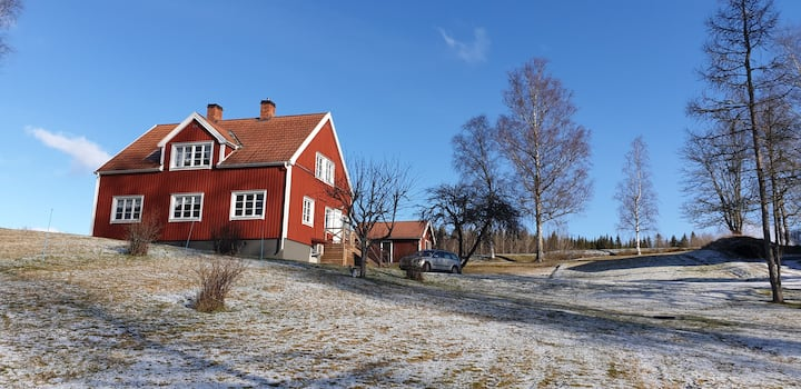 Swedish countryside home
